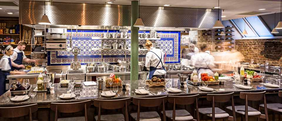 Sabor, London: Restaurant Review
