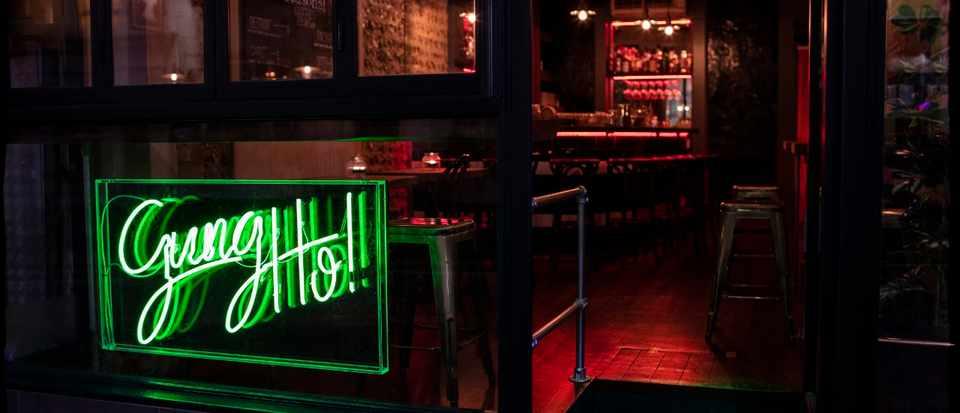 Gung Ho!, Brighton: Bar Review