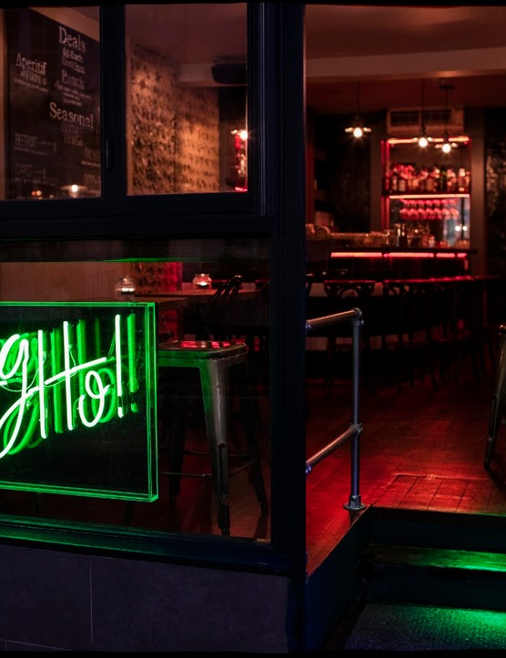 Gung Ho!, Brighton: Bar Review