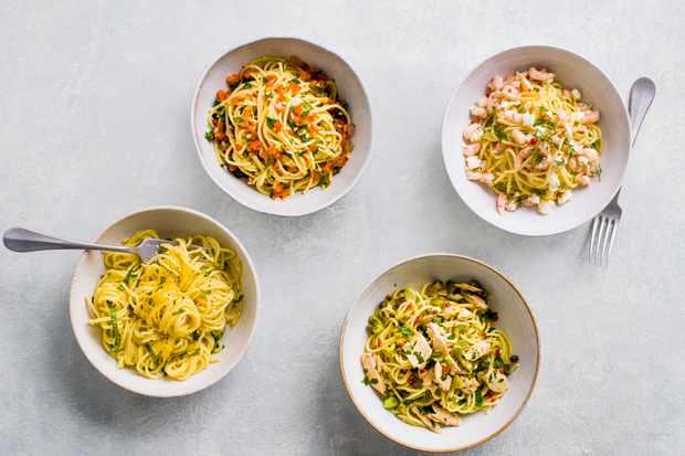 Quick and Easy Spaghetti Recipes