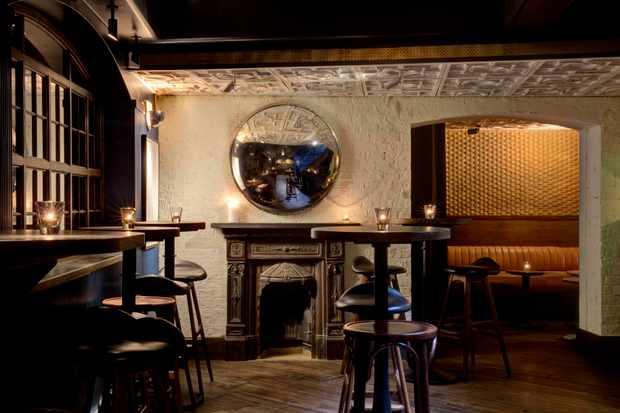 Bar Three Spitalfields Review Olivemagazine