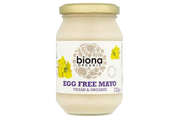 Biona Organic Egg Free and Vegan Mayonnaise
