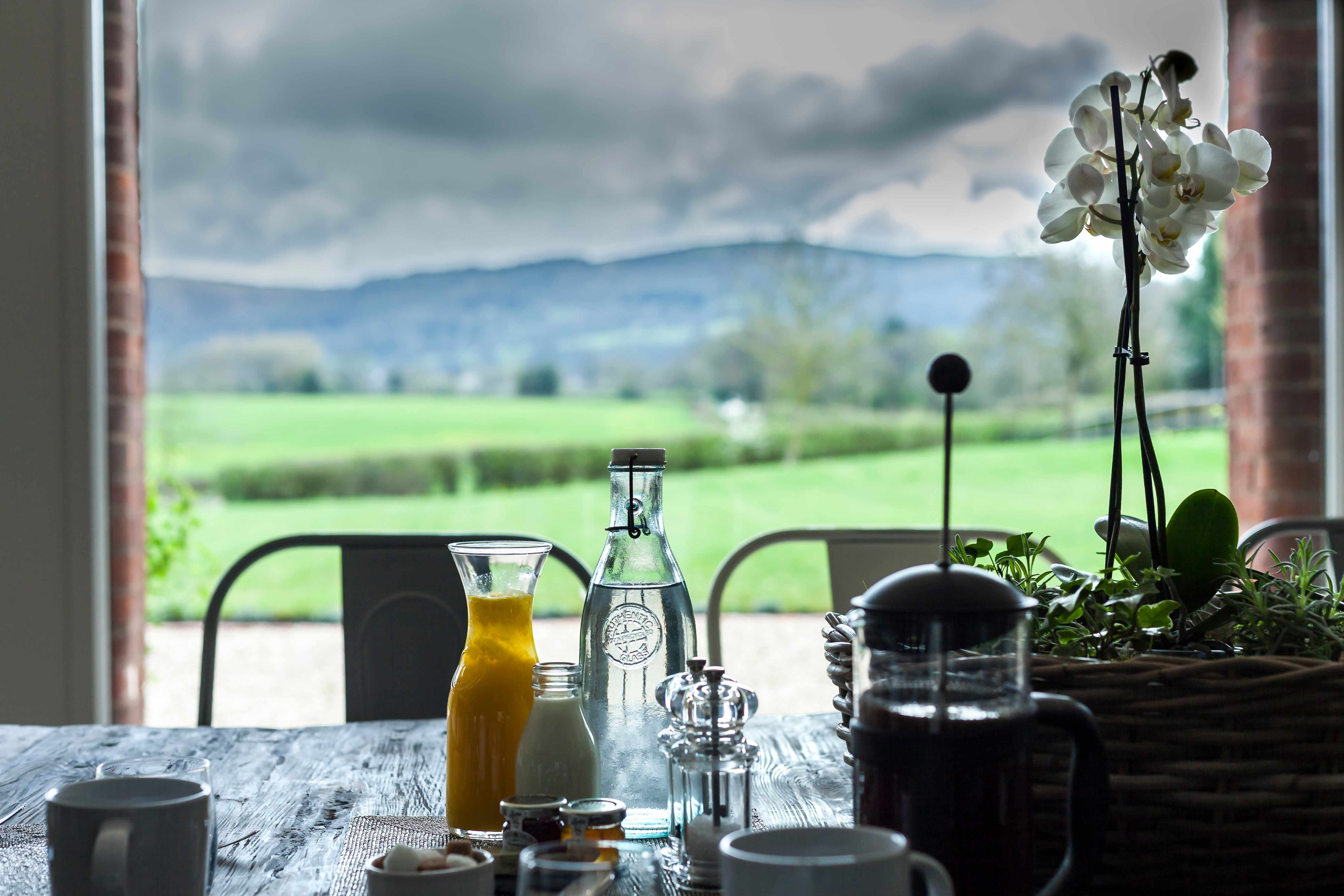 The Bull Shed, Herefordshire: Bed and Breakfast Review