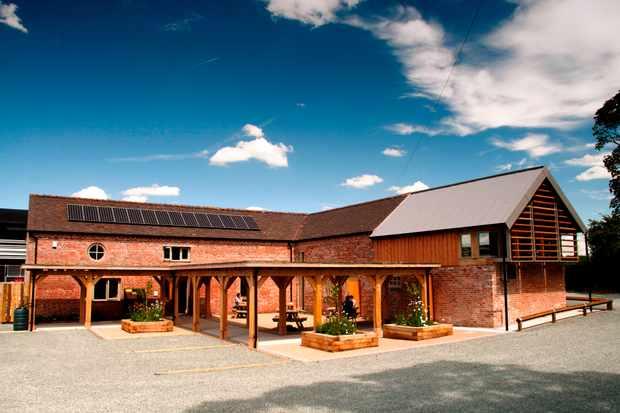 Fordhall Farm Shop, Market Drayton, Shropshire