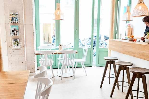 Café Méricourt, Paris