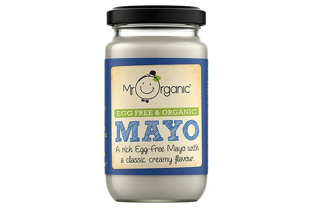 Mr Organic Vegan Mayonnaise