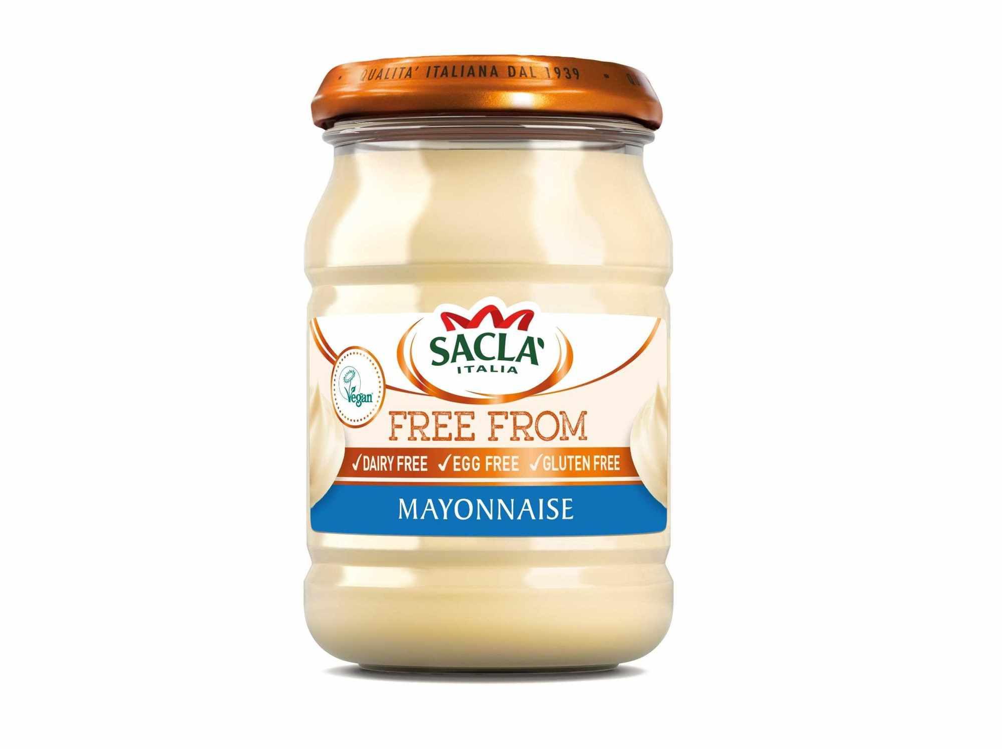 Sacla' Free From - Mayonnaise, Ocado