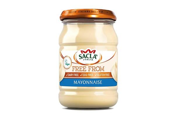 Sacla' Free From Mayonnaise