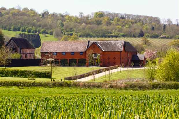The Bull Shed, Herefordshire
