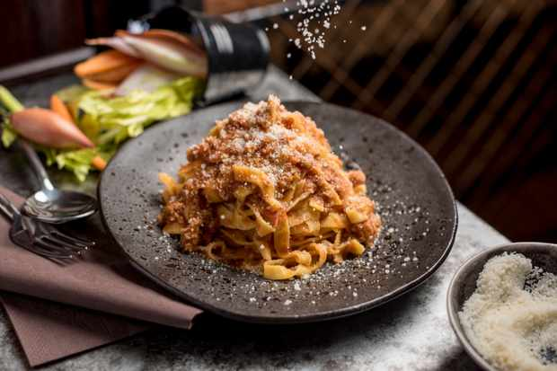 Bolognese Ragu at Via Emilia, Hoxton Square, London