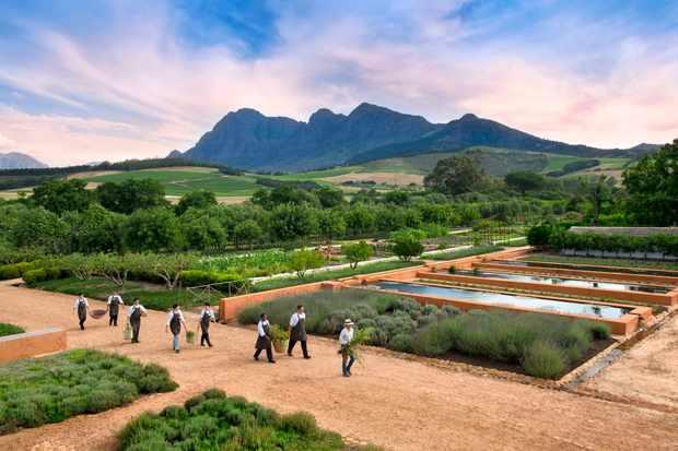 Babylonstoren, Stellenbosch, South Africa: Hotel Review