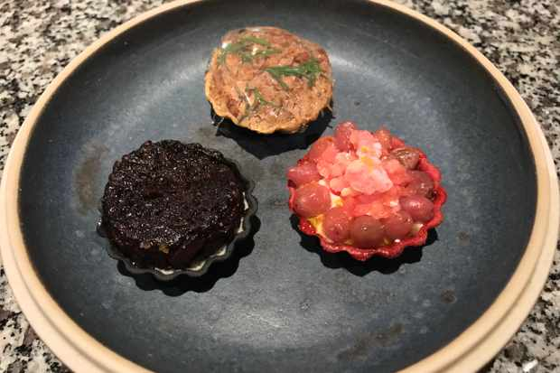 An Imperfect History of Ripponlea in 3 tarts at Attica