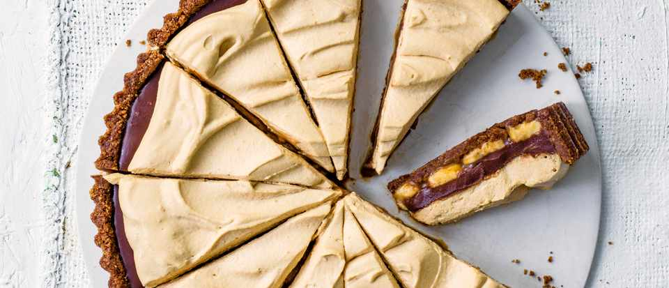 Banoffee Pie Recipe with Butterscotch