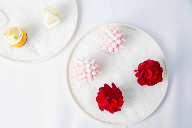 Full Bloom and Blossom pastries