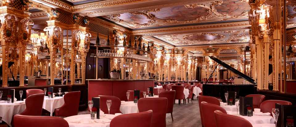 Hotel Café Royal, London: Afternoon Tea Review