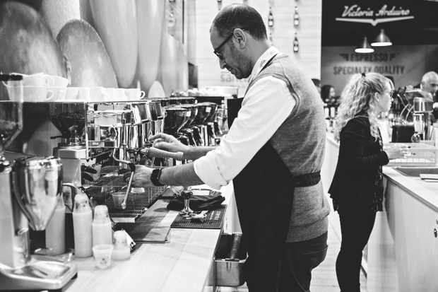 Sandalji café and its distinct coffee beans
