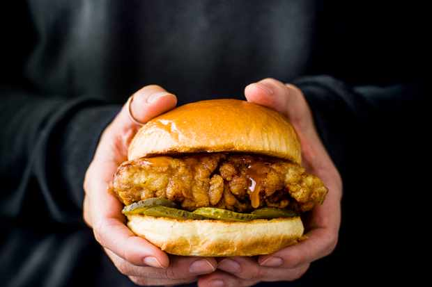 Fried Chicken Sandwich Recipe