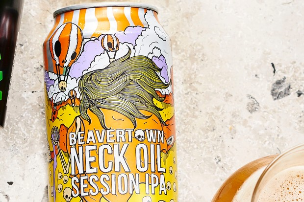 Beaverton Brewery's Neck Oil