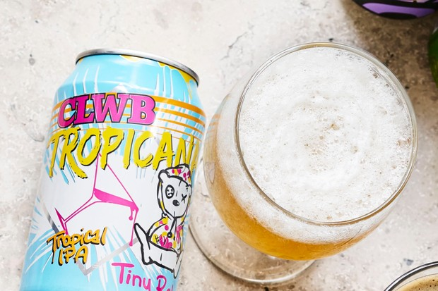 Tiny Rebel Clwb Tropicana Tropical IPA