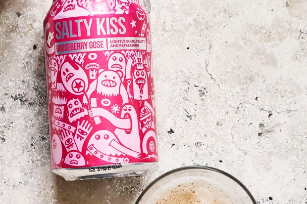 Magic Rock Salty Kiss Gooseberry Gose