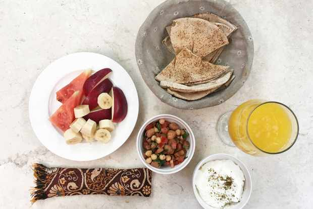 Wake up to fruit, flatbreads, fun and labneh at XVA Gallery café