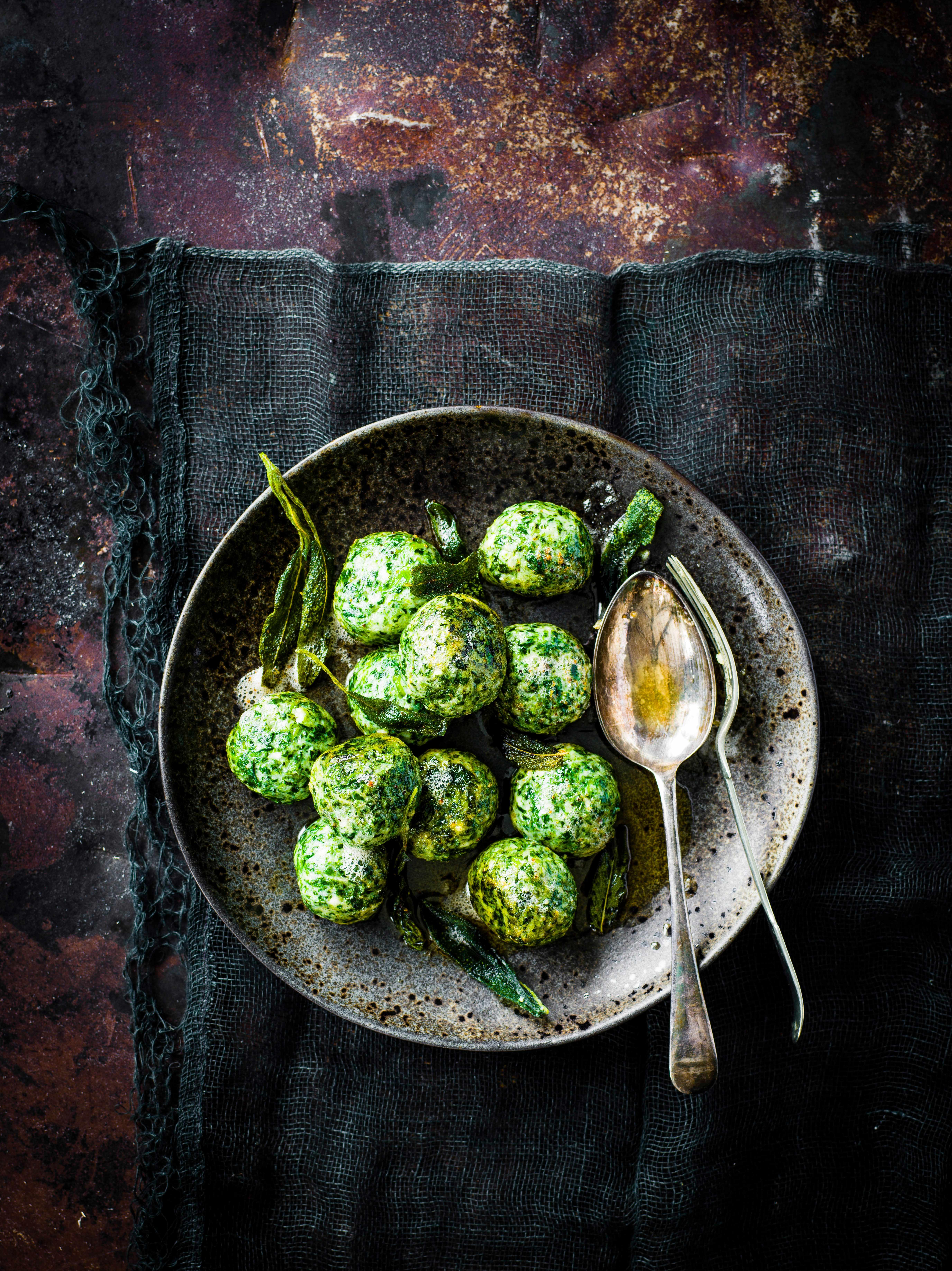 Spinach and Ricotta Gnocchi Recipe