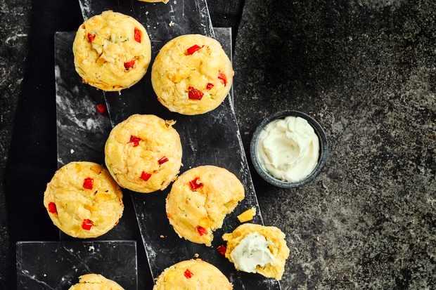 Mexican Corn Muffins Recipe
