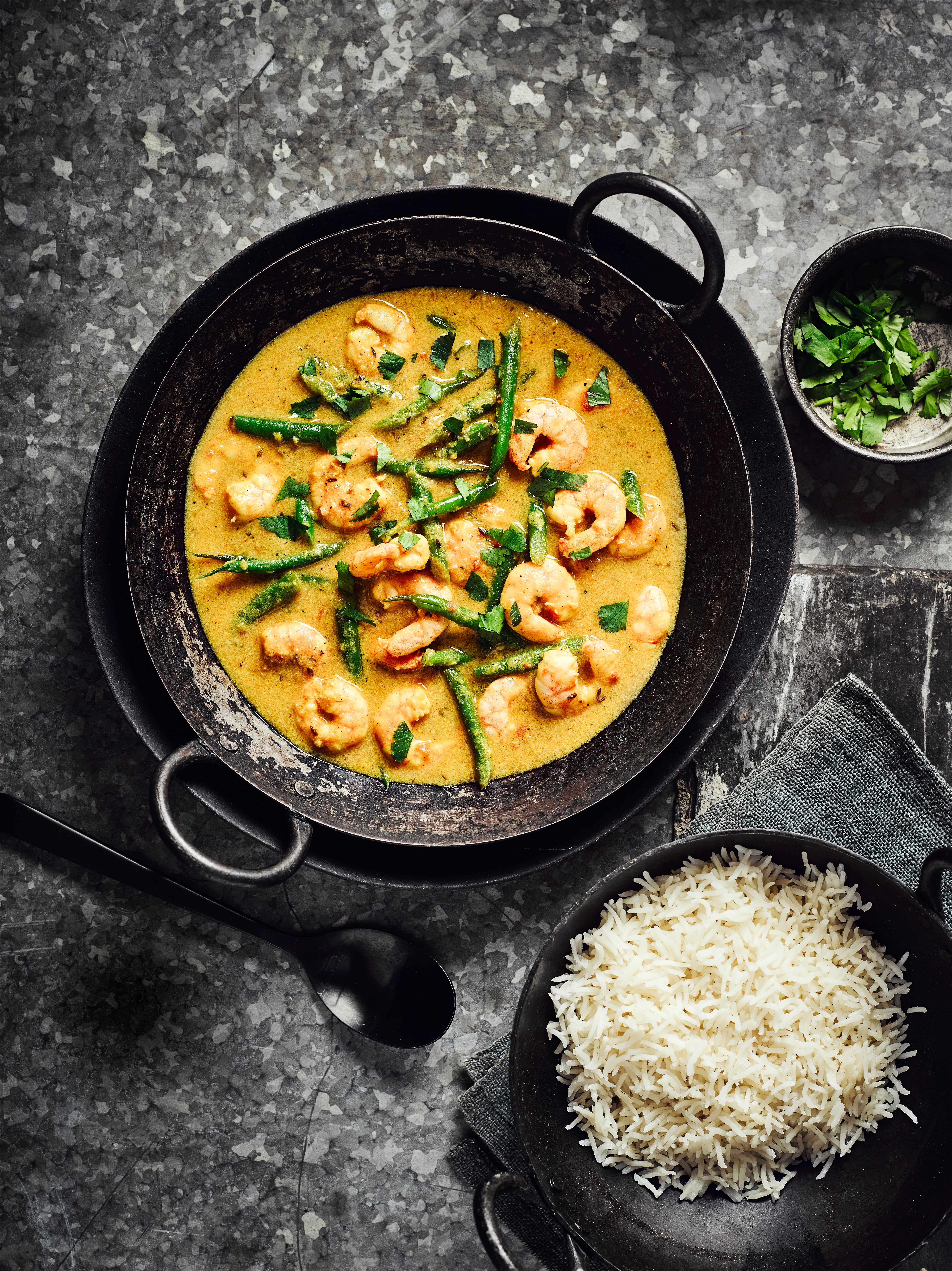 Prawn Caldine Curry Recipe