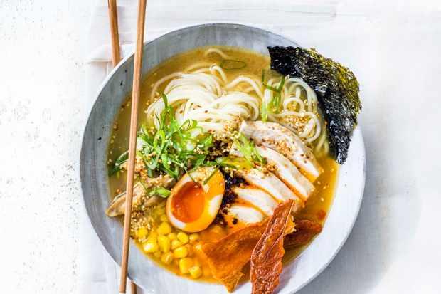 Chicken Ramen Recipe