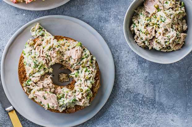 Tuna and Caper Spread