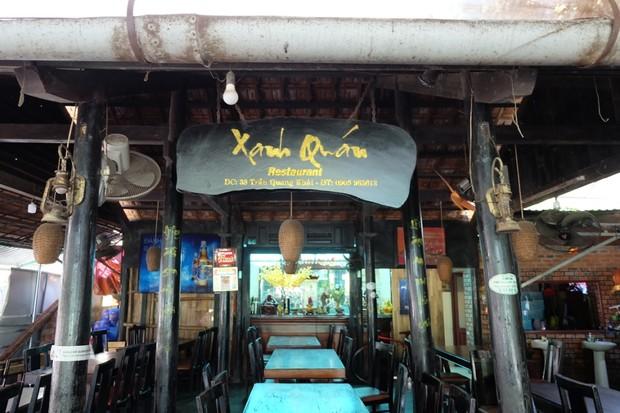 Xanh Quan restaurant