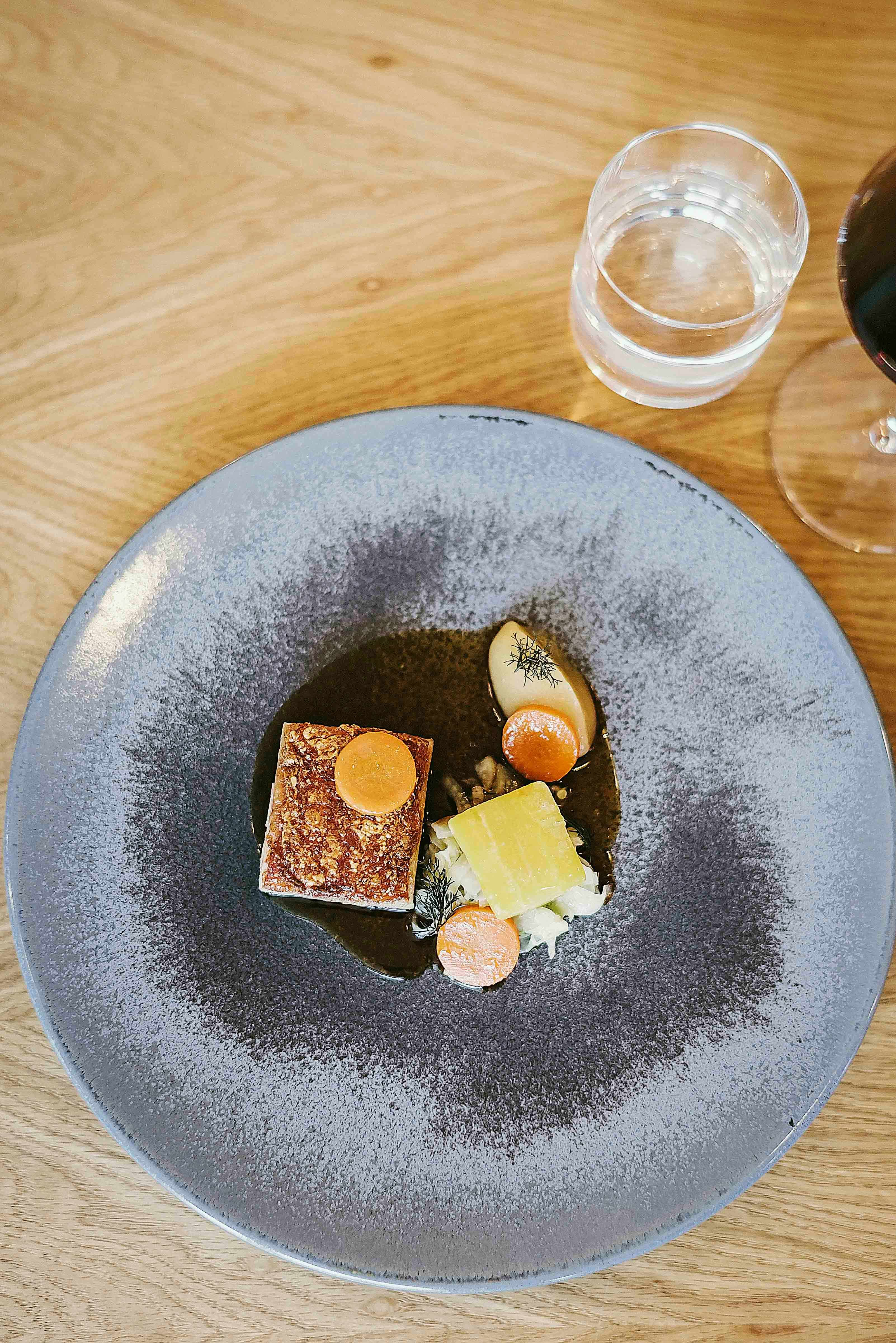 Crockers Chef's Table Tring Restaurant Review