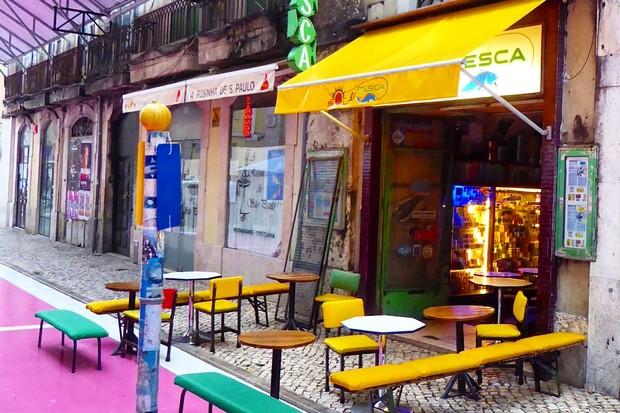 Sol e Pesca Lisbon Restaurant
