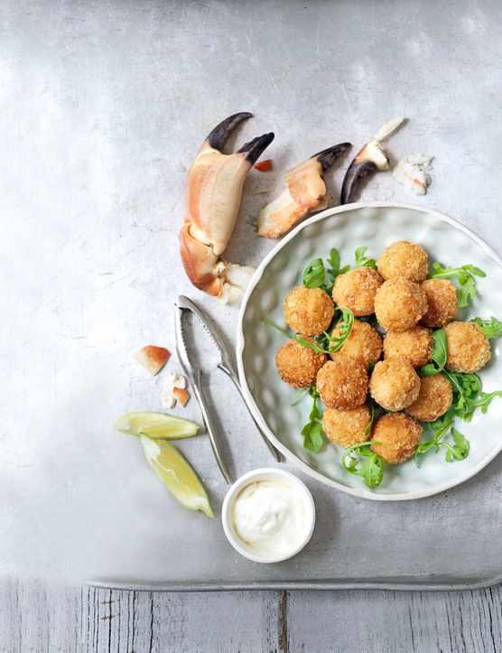 Crab Arancini Recipe