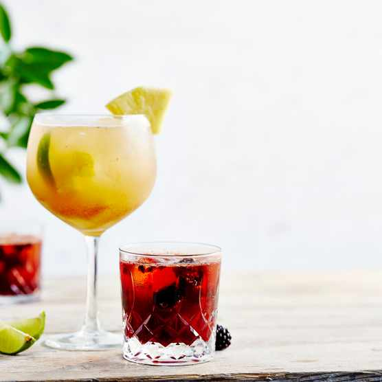 Dark and Stormy Punch Recipe