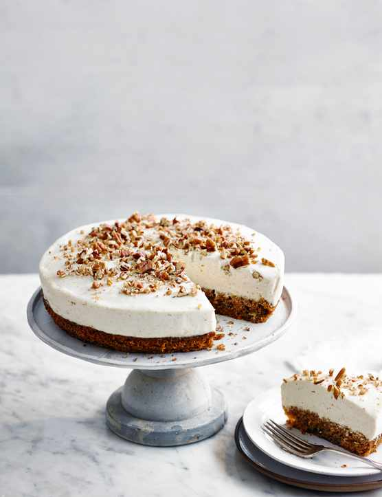 Carrot Cake Cheesecake Recipe