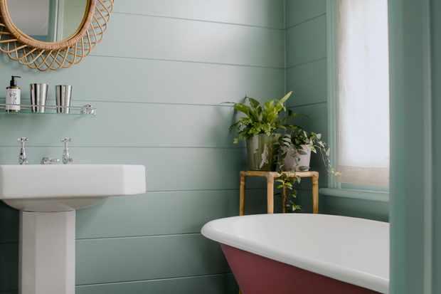 Bathroom at Eight hotel Bath