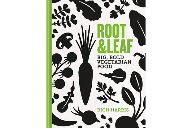 Root and leaf book cover