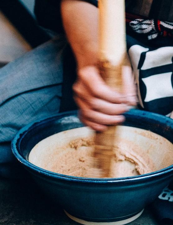 Toshio Tanahashi Shojin Ryori Cooking
