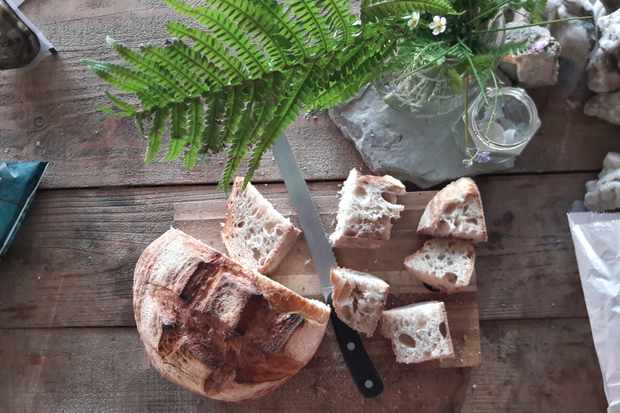 If you prefer a less DIY approach, seafood specialist Tan & Mor and boutique caterers Beautiful and the Feast (which also owns eatery Temple in Bude) are happy to send chefs to cook for you on site. Just make sure you give them plenty of notice. If booked ahead, the campsite can also provide you with a pricey (£35) but indulgent breakfast hamper of local bacon, sausages, sourdough, coffee and milk.
