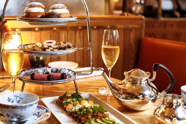 AQUAVIT afternoon tea