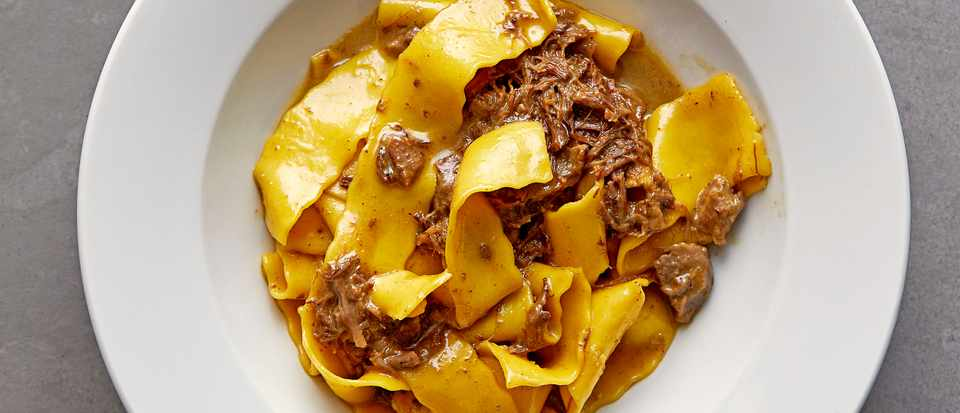 Best pappardelle recipes