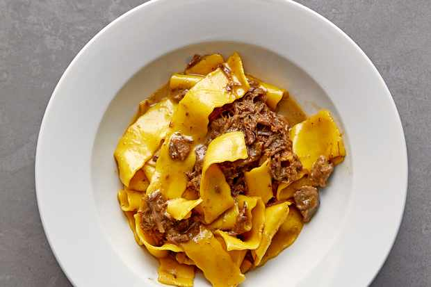 Lamb Ragu Pappardelle Recipe