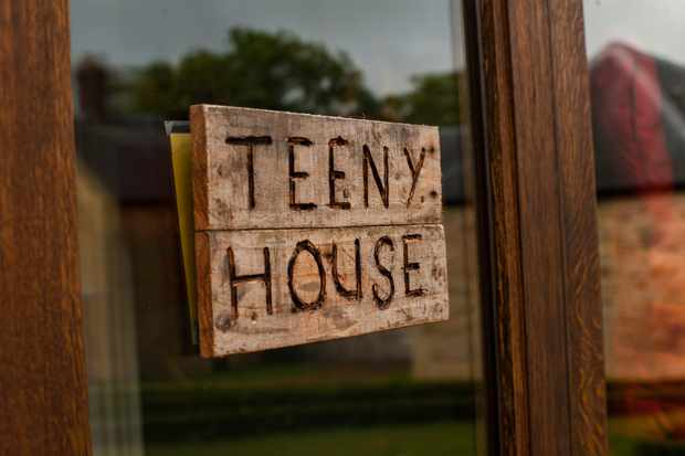 Teeny House - a staffed play space for under-8s