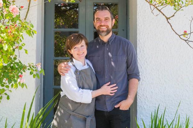 Pam Brunton and Rob Latimer