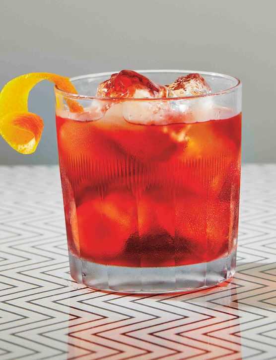Negroni Drink Recipe