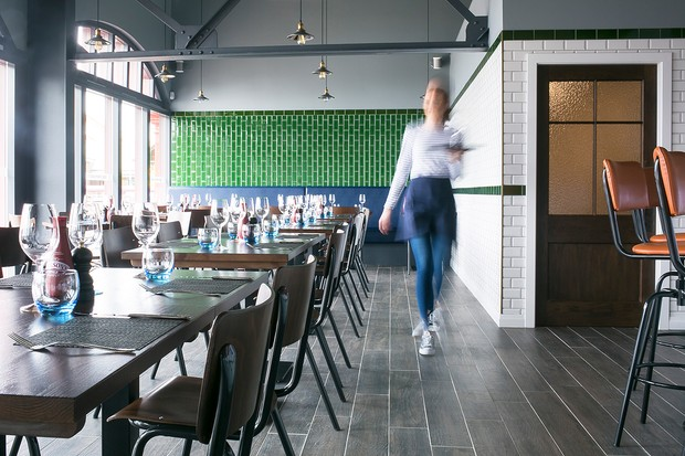 The Fishmarket Edinburgh Restaurant Review - olivemagazine