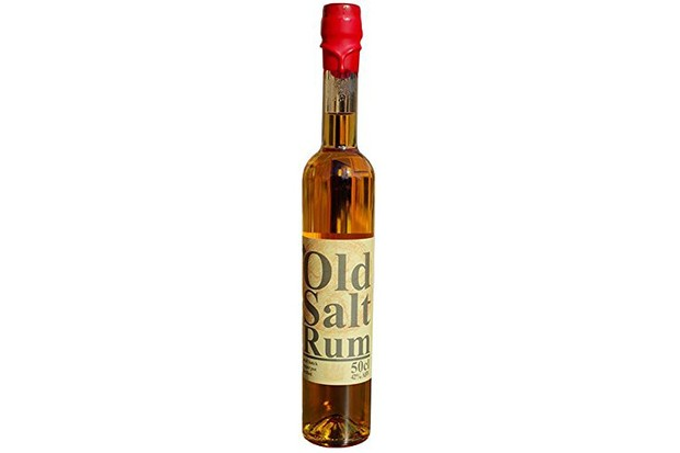 Old Salt Rum Bottle