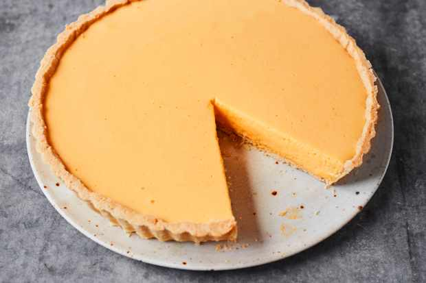 Limoncello Tart Recipe