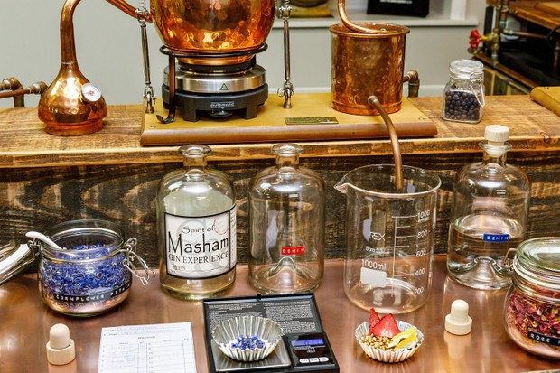 The best UK gin experiences